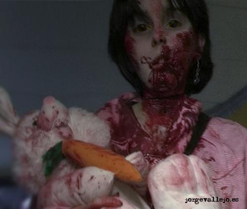 zombie niña retocada por jorge vallejo