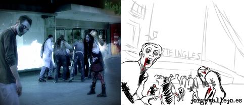zombies por jorge vallejo
