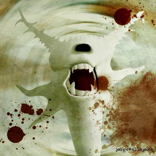 desvario ilustracion de Jorge Vallejo