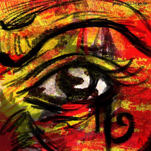 ojo espanol creado por jorge vallejo