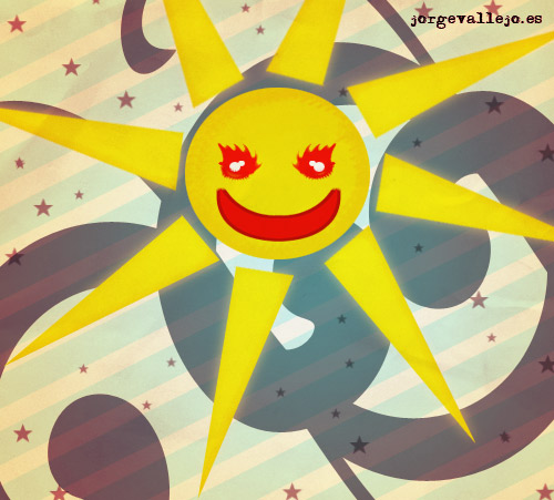 sol creado por jorge vallejo