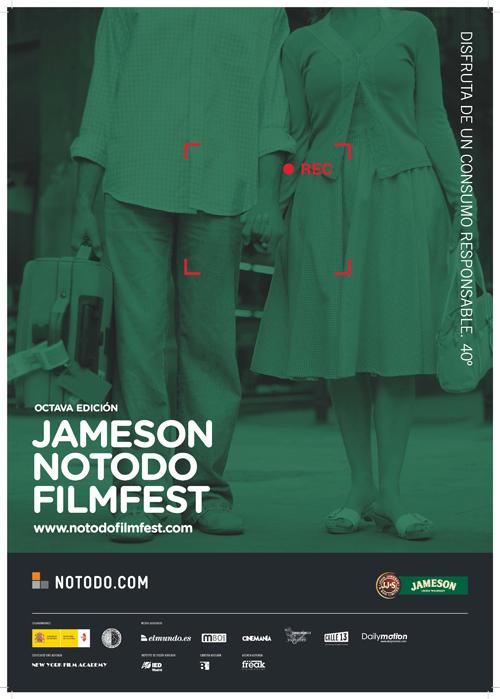 cartel jameson notodofilmfest