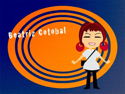 Beatriz Cotobal ilustración de Jorge Vallejo