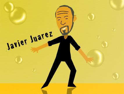 Javier Juarez ilustración de Jorge Vallejo