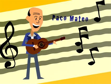 Paco Mateo ilustración de Jorge Vallejo
