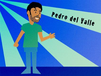 Pedro del Vallejo ilustración de Jorge Vallejo