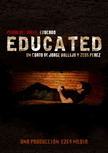 Educated un corto de Jorge Vallejo y Zeus Pérez