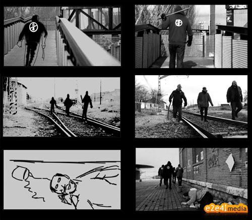 comparativa storyboard ¿A ti tampoco te gusta el cine español?