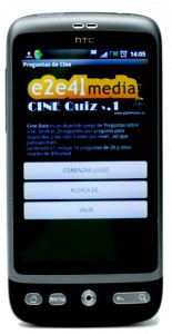 Cine Quiz creado por E2E4 Media