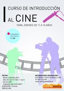 1º Curso de Introducción al Cine