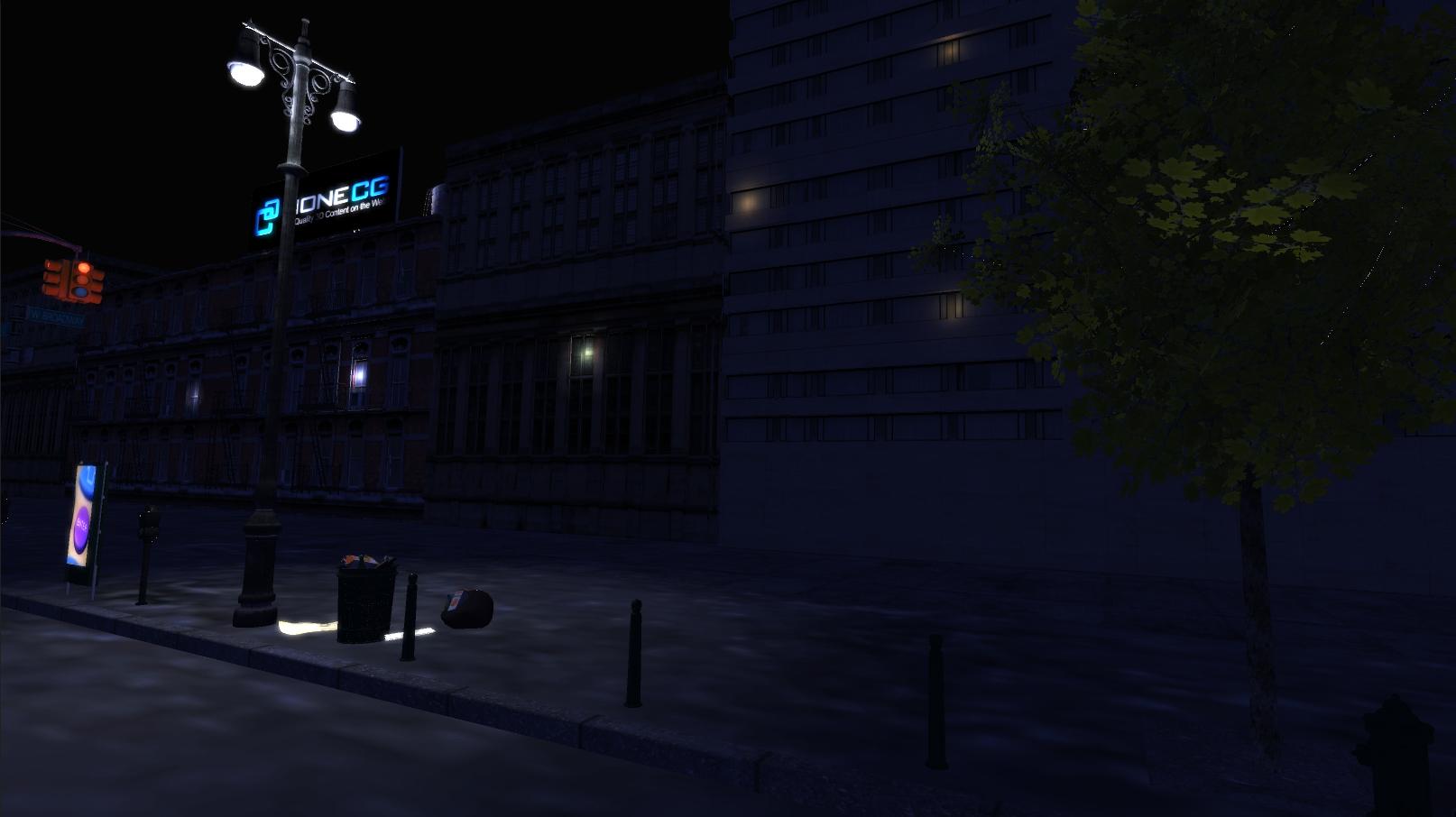 Iluminación en Unity3D